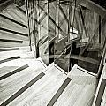 Staircase by Tom Gowanlock