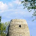 Stone Tower by Alain De Maximy
