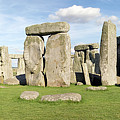 Stonehenge by Daniel Sambraus/science Photo Library