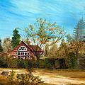Strawberry Lodge by Dale Jackson