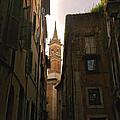 Street Of Rome by Daniele Zambardi