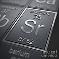 Strontium Chemical Element by Science Picture Co
