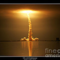 Sts-123 Endeavour by Jeffrey Wills