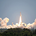 Sts-132, Space Shuttle Atlantis Launch by Science Source