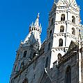 St.stephan Cathedral -  Vienna - Austria by Frank Gaertner