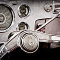 Studebaker Steering Wheel Emblem by Jill Reger