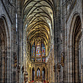 St.vitus Cathedral by Max Kotchouro