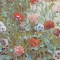 Summer Flowers by John William Godward