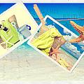 Summer Postcards by Amanda Elwell