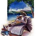 Summer Reading by Chris Van Es