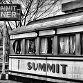 Summit Diner by Jerry Fornarotto