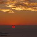 Sun Sinking by Patrick Kessler