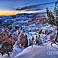 Sunrise At Bryce by Adam Jewell