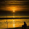 Sunrise Fishing by Fran Gallogly