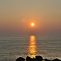 Sunrise On The Ocean by Bill Cannon