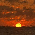 Sunset by Bill Howard
