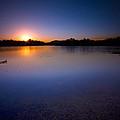 Sunset Creek by Mark Andrew Thomas