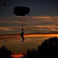Sunset Flight by Ken Reece
