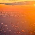 Sunset In The Sky by Raimond Klavins