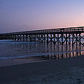 Sunset Pier by Jessica Wakefield