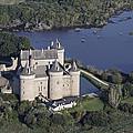 Suscinio Castle, Sarzeau by Laurent Salomon