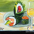 Sushi 5 by To-Tam Gerwe