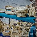 Charleston Sweet Grass Baskets by Dale Powell