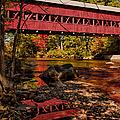 Swift River Covered Bridge by Jeff Folger