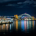 Sydney Harbour by D White