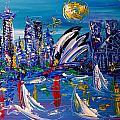 Sydney by Mark Kazav