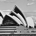 Sydney Opera House by Eric Tressler