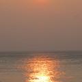 Sylt Sunset 2 by Heidi Sieber