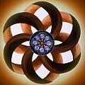 Synergy Mandala 2 by Maya B