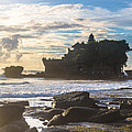 Tanah Lot Temple by Didier Marti
