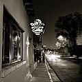 Taos Inn by Diana Powell