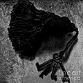 Tassled Vintage Skeleton Keys by Lesa Fine
