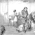Temperance Movement, 1847 by Granger