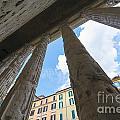Tempio Di Adriano by Mats Silvan