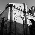 Tempio Malatestiano In Rimini Italy  by Andrea Mazzocchetti