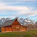 Teton Barn by Steve Stuller