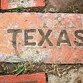 Texas Brick by K Marie