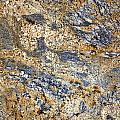 Texture Of Marble Background Closeup  by IB Photography
