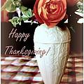 Thanksgiving by Diana Besser
