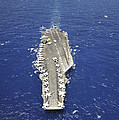 The Aircraft Carrier Uss Nimitz by Stocktrek Images