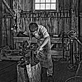 The Apprentice Monochrome by Steve Harrington