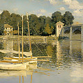 The Argenteuil Bridge by Mountain Dreams