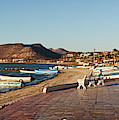 The Beachside Strolling Malecon by Panoramic Images