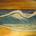 The Big Wave by Raymond Sellers