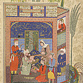 The Birth Of Rustam by British Library