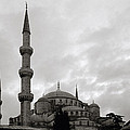 The Blue Mosque by Shaun Higson